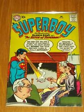 SUPERBOY #62 VG/FN (5.0) DC COMICS JANUARY 1958