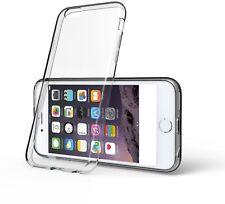 iPhone 6 /6s Slim Schutz Hülle TPU Silikon Case Cover Klar Transparent Blitzvers