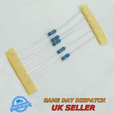 10r-1m 61 Valores X 5 Piezas 0.25 w 1/% Metal Film Resistor Kit