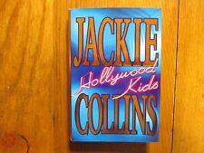 "JACKIE COLLINS(Died-2015) Signed Book(""HOLLYWOOD KIDS""-1994 1st Edition Hardback"