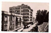 Algérie - cpsm - TLEMCEN - Place de la Mairie - Le Relais  (J52)