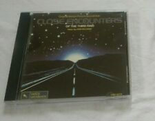 Close Encounters Of The Third Kind Movie Soundtrack Cd John Williams
