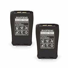 2 X BAOFENG BL-B 7.4V Li-ion 2000mAh  Battery for Baofeng UV-B5 UV-B6 dual band