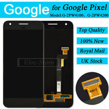 Black Screen For Google Pixel Replacement LCD Display Touch Screen Digitizer OEM