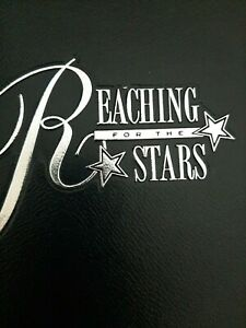 SIGNED Mel Renfro REACHING FOR THE STARS BOOK STAUBACH AIKMAN  Dallas Cowboys