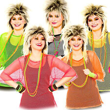 Ladies 80s Fancy Dress Outfits Ebay