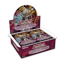Yugioh - Legendary Duelists: Rage of Ra - New and Sealed 1st Edition Booster Box