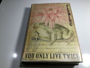 You Only Live Twice - 1964 - 1st Edition True 1st Edition - Free Delivery