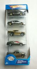 HOT WHEELS SHINERS GIFT PACK 57 CHEVY, CAMARO PRO STOCK AND MORE