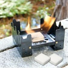 McCoys Folding Stove and Fire Kit for Campers/Backpackers