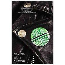 Freaks and Revelations by Davida Wills Hurwin (2012, Paperback)