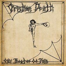Christian Death only Theatre Of Pain-LP/BLUE VINYL-REMASTERED