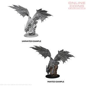 D&D Nolzurs Marvelous Unpainted Miniatures Silver Dragon - WizKids