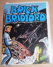 ED. ENNIO CISCATO COPERTINA CARTONATA PER SERIE BRICK BRADFORD  !!!!!
