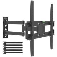 Articulating Smart TV Wall Mount Full Motion Bracket 32 36 40 42 46 50 55 60 in