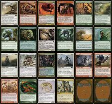 Naya Slivers | MTG Magic The Gathering Modern Red White Green 60 Card Deck Lot