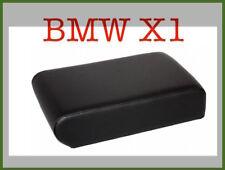 Bracciolo Bmw X1 2009-15 in eco pelle nero Armrest accoudoir Armlehne