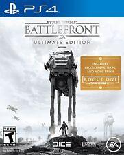 Star Wars: Battlefront Ultimate Edition (PlayStation 4) - UNUSED SEASON PASS DLC