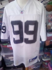 Oakland Raiders Sapp,# 99 NFL jersey  size M adult
