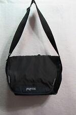 Jansport Pinstripe  Messenger Crossbody Satchel Bag