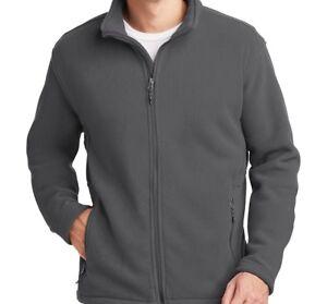Cleveland Indians Baseball Mens Embroidered Full Zip Fleece Jacket XS-6XL New
