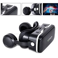 Virtual Reality Headset glasses 3D VR Shinecon For Samsung Iphone Huawei Sony LG