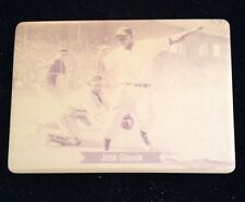 JOSH GIBSON 2012 LEAF SPORTS ICONS MAGENTA PRINTING PRESS PLATE SP 2/3