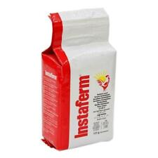 INSTANT DRY YEAST INSTAFERM ... 1 LB / 450 GR VACUUM PACK SEALED exp 04/24/22