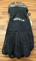 Columbia Titanium Polartec Gloves Women's XL Black Warm Durable Breathable NEW