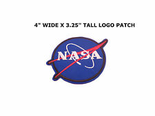 NASA Space Center Astronaut Program Vector Embroidery Patch Badge Emblem