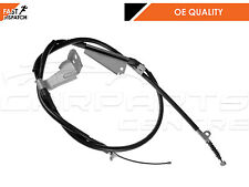FOR NISSAN NAVARA 2.5DCi D40 4X4 REAR RIGHT HAND DRIVER OFF SIDE BRAKE CABLE