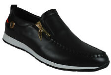 Men Walgate Slip On Shoe Dress Casual Loafer Medium (D,M) Formal Moccasin Prom