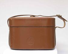 Bolex Paillard b8, B 8l bolso original/maleta marrón nº 054
