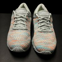 Asics Womens Gel Quantum 360 Knit Casual Running Gray Multicolor Shoes Size 8.5