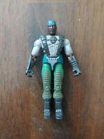 """GIJoe Hasbro Custom Heavy Duty 3.75"""" Figure GIJOE Cobra Valor Vs Venom"""