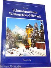 Schmalspurbahn (chemin De Fer À Voie Étroite) Wolkenstein Joehnstadt Andreas