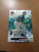 1999 Upper Deck HoloGrFX Alex Rodriguez Seattle Mariners #54 Baseball Card