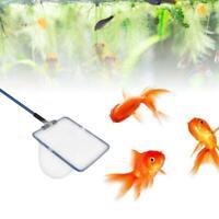 Metallrahmen Aquarium Goldfisch Fisch Kescher 3/4/5 / 6in Heiß