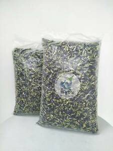 Dried Butterfly Pea Flower 1 kg for Blue Tea