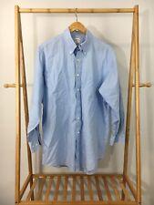 Brooks Brothers Men's Non-Iron The Original Polo Button Shirt Sz 16 1/2-2/3