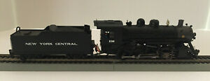 BACHMANN SPECTRUM HO NEW YORK CENTRAL 2-8-0 No. 1136  DCC on BOARD