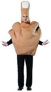 Rasta Imposta Middle Finger Flipping The Bird Adult Mens Halloween Costume 6133