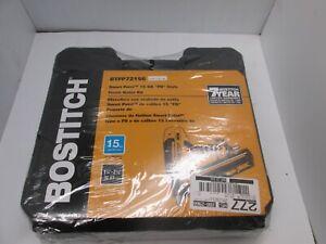 NEW Bostitch BTFP72156 15GA Finish Nailer Kit w/Case