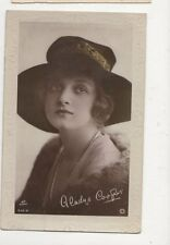 Gladys Cooper Actress Vintage RP Postcard 537a