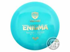 NEW Discmania Evolution Neo Enigma 169g Blue Gold Foil Distance Driver Golf Disc