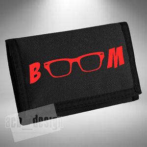 Jurgen Klopp BOOM Wallet / Purse KLOPP Liverpool Funny Glasses Godfather