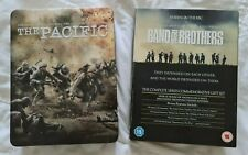 The Pacific - tin version + Band Of Brothers DVD collection