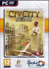CivCity: Rome (PC Game) City Builder Win XP/Vista FREE US SHIPPING