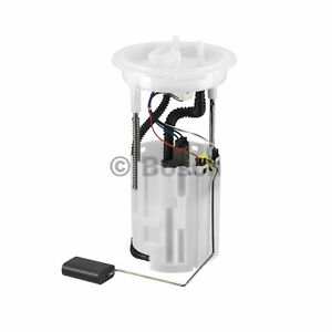 Bosch Fuel Pump Module 0 986 580 940 fits Volkswagen Golf 1.6 Mk5 (75kw), 2.0...