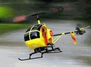 Syma 1:12 606 Abraham 27MHZ RC Helicopter